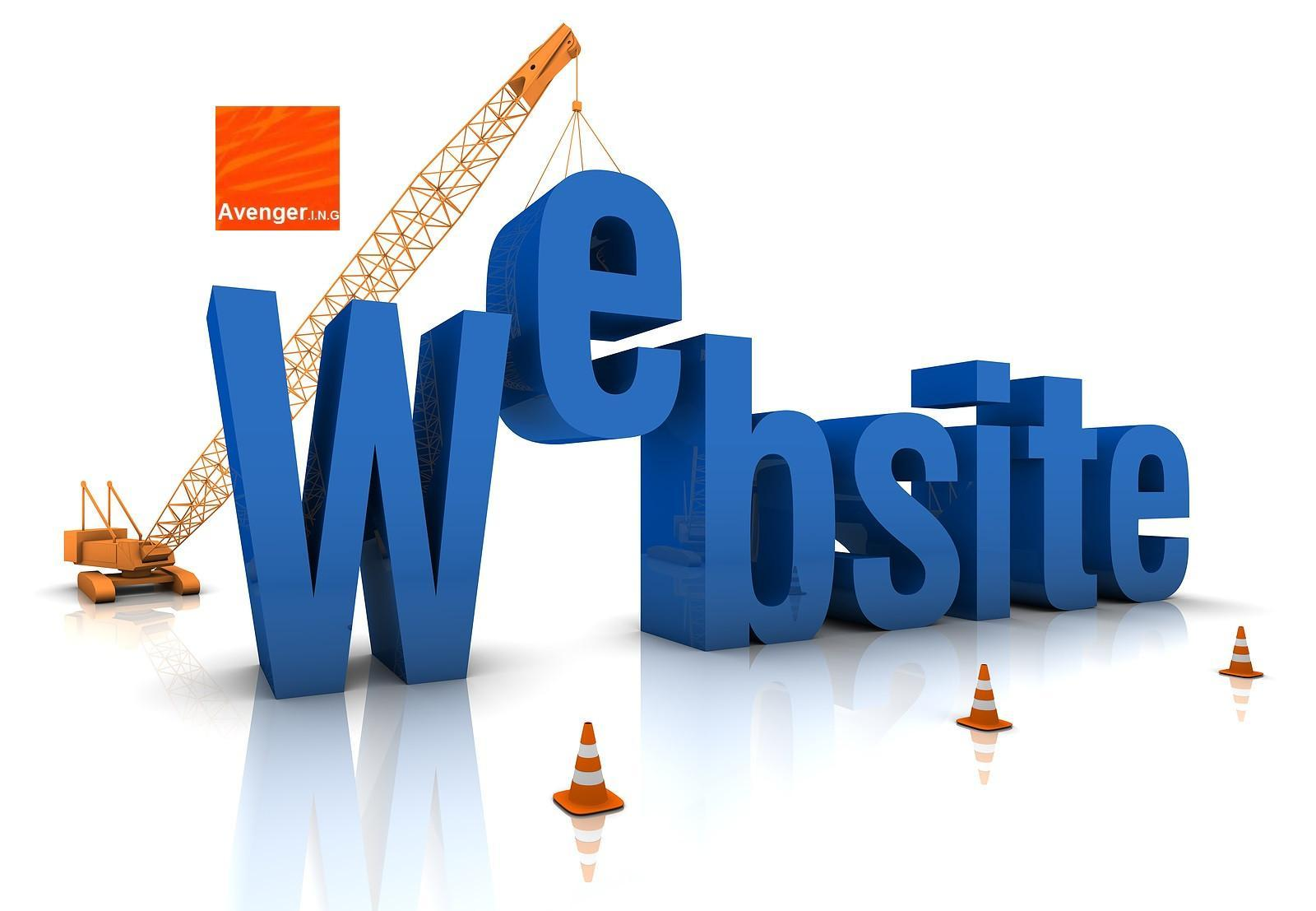 Services de conception de site Web