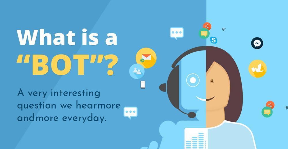bot chatbot bot internet