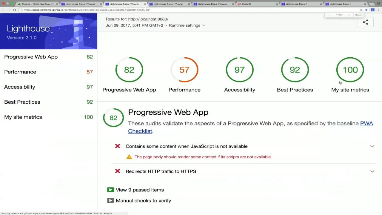 PWA and convert your website to PWA