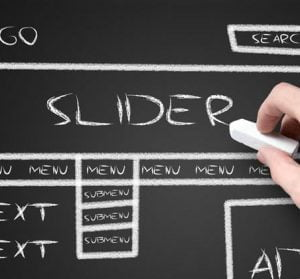 using slider / sliders in website (En utilisant le curseur)