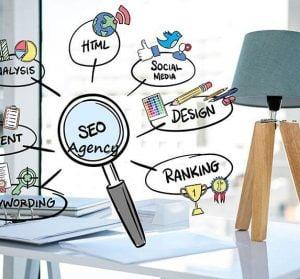 agence de référencement et le marketing de contenu