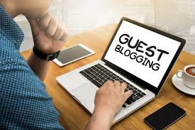 THE GUEST BLOGGING