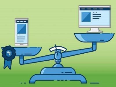 desktop SEO against mobile
