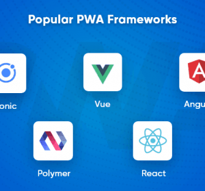 Que sont les frameworks PWA?