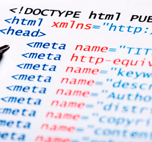 balise méta HTML