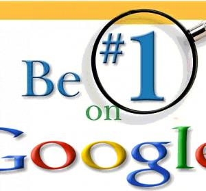 Google premier rang