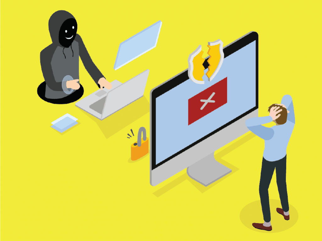 negative SEO and your site may be hacked