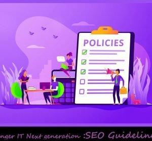 SEO guideline
