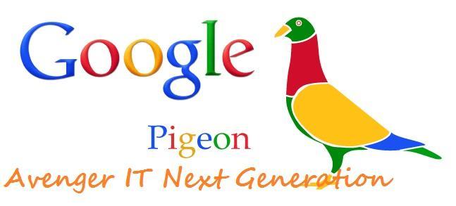 Qu'est-ce que l'algorithme Google Pigeon? la mise à jour de l'algorithme google
