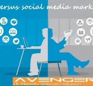 SEO versus social media marketing: social media marketing tools