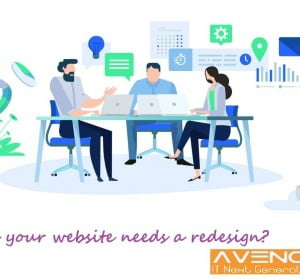 redesign the site: how to create website module design