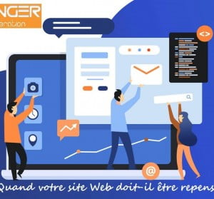 Quand repenser le site