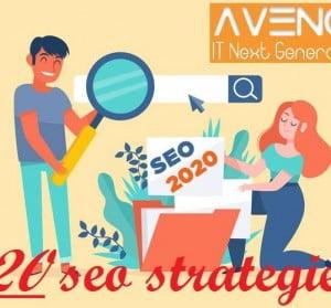 2020 seo strategies