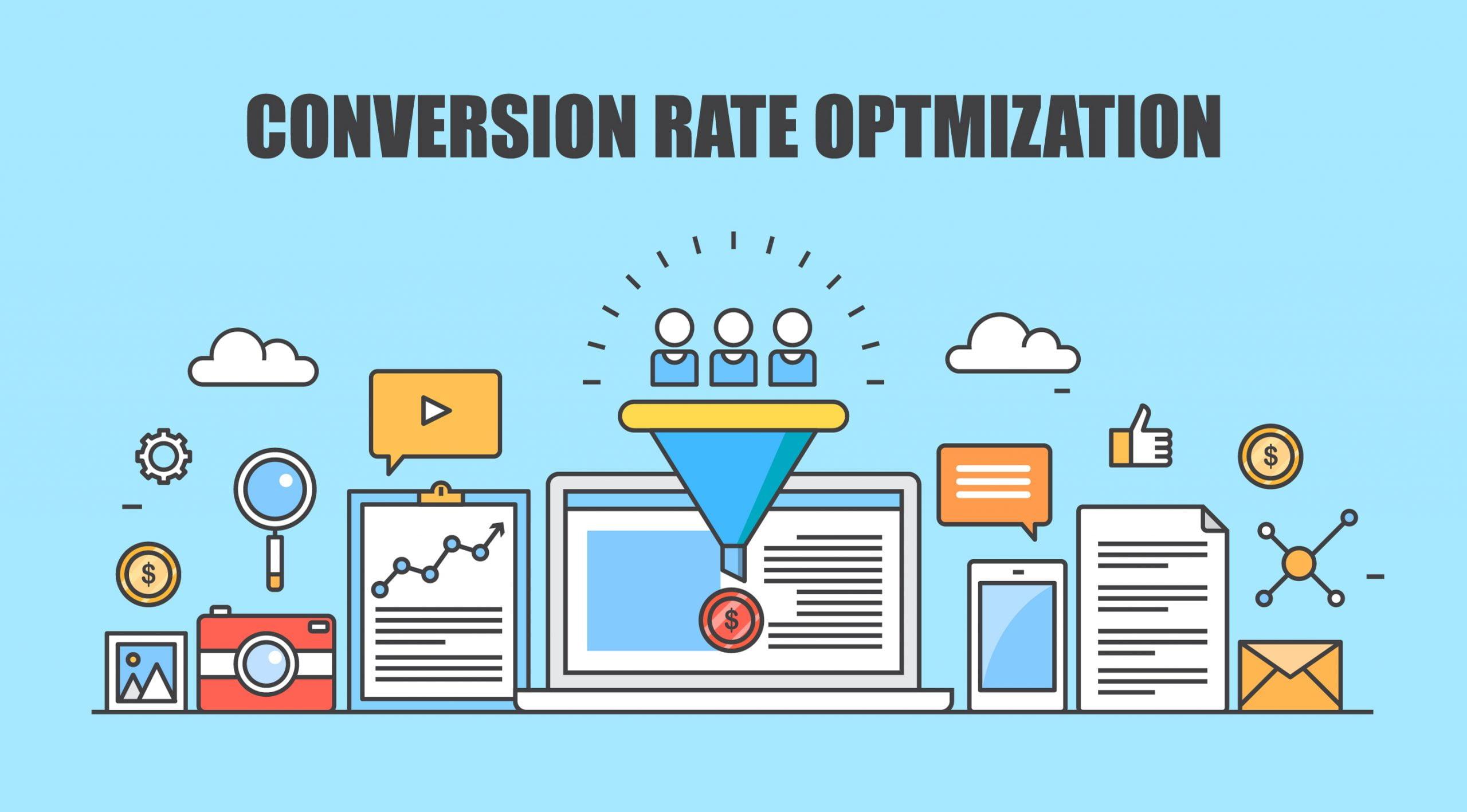 """Résultat de recherche d'images pour """"Conversion Rate Optimization"""""""