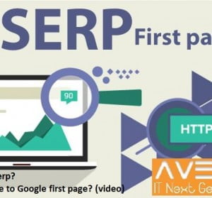 how to be first in serp?How to get your site to Google first page?