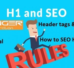 keywords in header tags