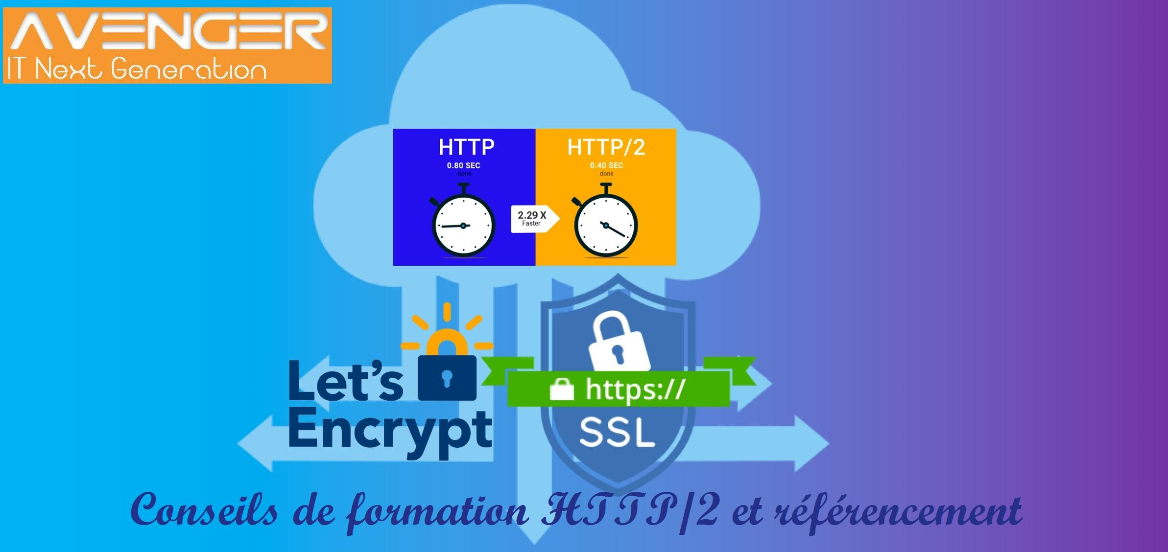 Conseils de formation HTTP/2 et référencement