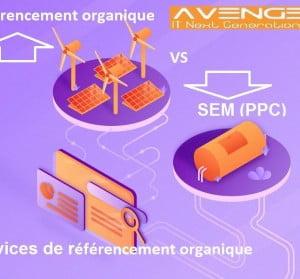 services de référencement organique