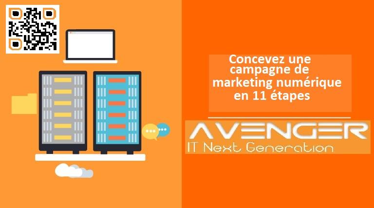 Concevez une campagne de marketing numérique en 11 étapes