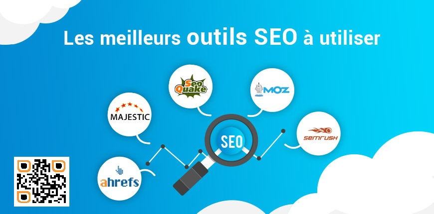 nous avons également besoin des outils de SEO pour faciliter l'analyse et l'analyse du site et utiliser les données analytiques qu'il contient.