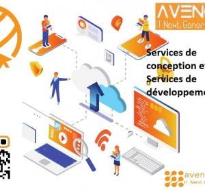 Services de conception et Services de développement PWA