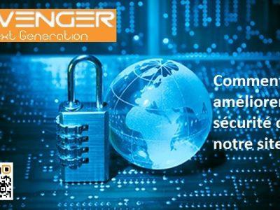 Comment améliorer la sécurité de notre site?