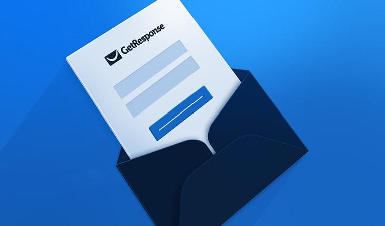 service de marketing par e-mail - GetResponse