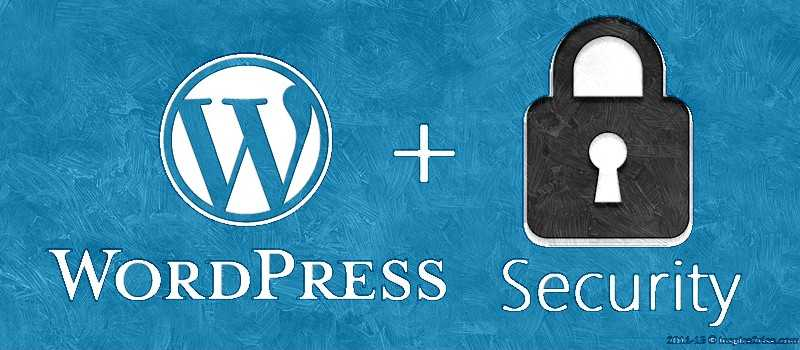 improve our site with WordPress Security