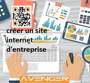 site web d'interprise