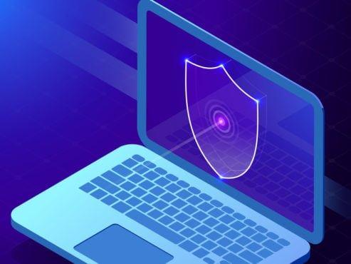 les services de sécurité et services de antivirus de site internet - Virus de site Web