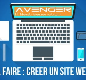 creer site internet