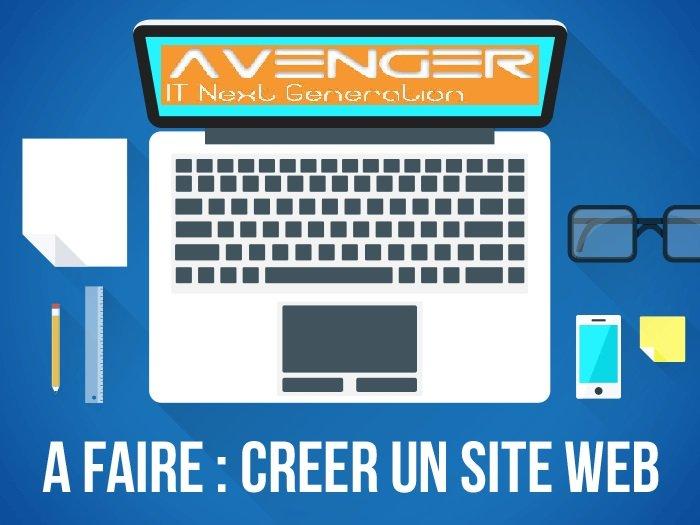 creer site internet