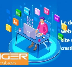 Le developpement web-conception de site statique | creation site internet
