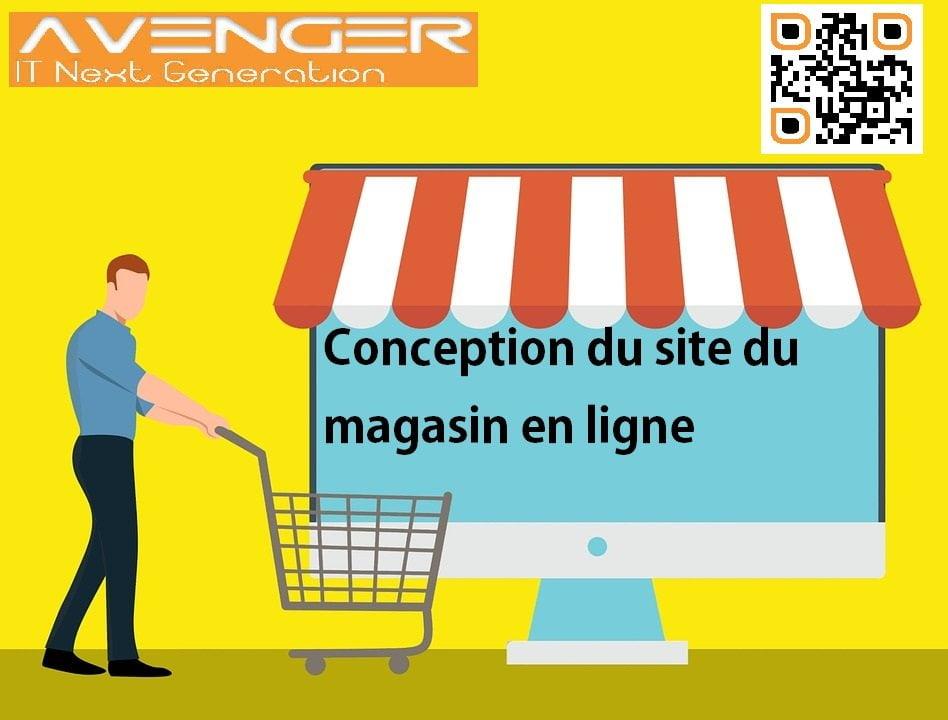 magasin en ligne