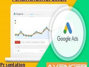 Présentation des annonces sur Google